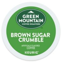 Keurig® K-Cup® Pack 18-Count Green Mountain Coffee® Brown Sugar Crumble Donut Coffee