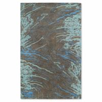Kaleen Brushstrokes 9-Foot 6-Inch x 13-Foot Area Rug in Chocolate