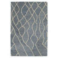 Kaleen Casablanca Knit 9-Foot 6-Inch x 13-Foot 6-Inch Area Rug in Grey