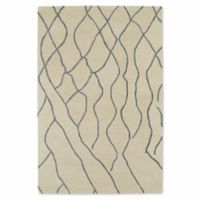 Kaleen Casablanca Knit 9-Foot 6-Inch x 13-Foot 6-Inch Area Rug in Ivory