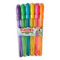 Little Kids® Fubbles™ 4 oz. Bubble Solution with 6 Wands