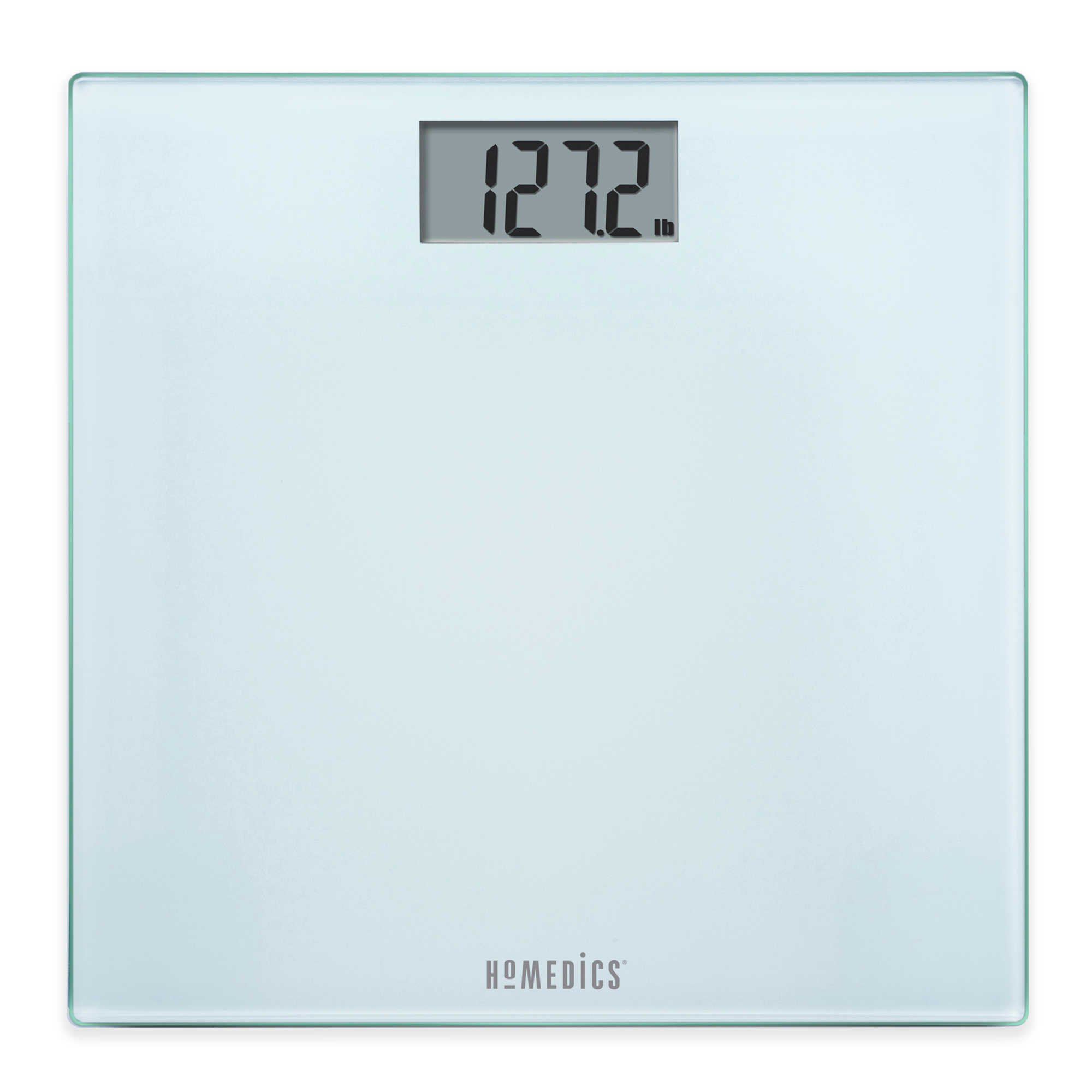 Home 187 homedics lcd digital bath scale - Homedics Glass Digital Bathroom Scale In Frosted White