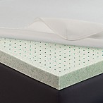 Therapedic® Memory Gel™ King 2-Inch Mattress Enhancer in White