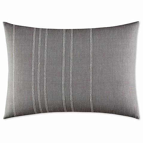 Ed Ellen Degeneres Trousdale Stripe Oblong Throw Pillow In