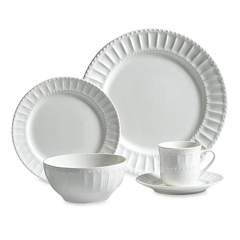 Regalia Porcelain 46-Piece Dinnerware Set  sc 1 st  Bed Bath u0026 Beyond & Regalia Porcelain 46-Piece Dinnerware Set - Bed Bath u0026 Beyond