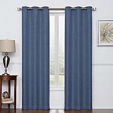 Exceptional Camryn Room Darkening Grommet Top Window Curtain Panel Pair