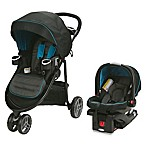Graco® Modes™ 3 Lite Travel System in Poseidon™