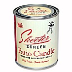 Skeeter™ Screen 15 oz. Patio Candle