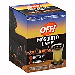 Off!® Mosquito Lamp Starter Kit