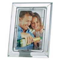 Occasions Galway Crystal 5-Inch x 7-Inch Clear Picture Frame