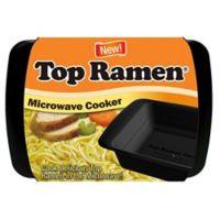 Top Ramen Microwaveable Cooker in Black