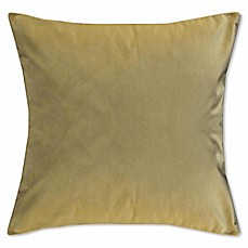 Solid Knit Velvet Square Throw Pillow Bed Bath Amp Beyond