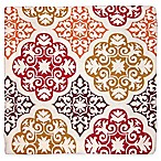 14-Inch Medallion Warm Square Placemat