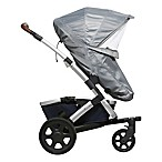 Joolz Geo² Upper Rain Cover in Grey