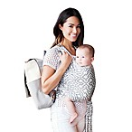 Petunia Pickle Bottom® for Moby® Wrap Mazes of Milano Baby Carrier in Stone Grey