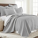 Levtex Home Sasha King Quilt in Grey