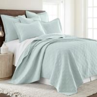 Levtex Home Sasha King Quilt in Spa
