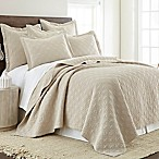 Levtex Home Sasha King Quilt in Natural