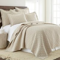 Levtex Home Sasha Twin Quilt in Natural