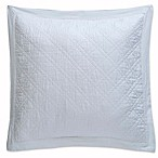 Levtex Home Sasha European Pillow Sham in White