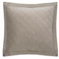 Levtex Home Sasha European Pillow Sham in Natural