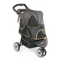 Gen7Pets™ Regal™ Plus Pet Stroller in Gold Nugget Promenade™