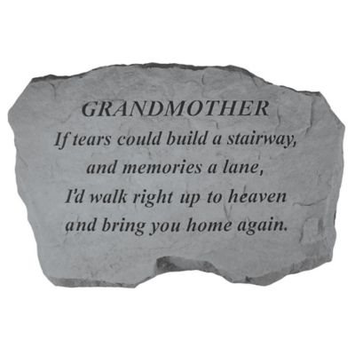 Buy Memorial Garden Stones from Bed Bath Beyond
