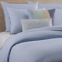 Kenneth Cole New York Mineral Yarn-Dyed King Duvet Cover in Ocean