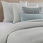 Kenneth Cole Mineral Yarn-Dyed Full/Queen Duvet Cover in Seaglass