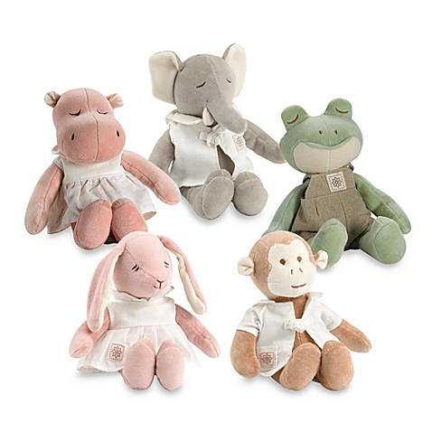 Organic Fairytale Plush Toys by miYim
