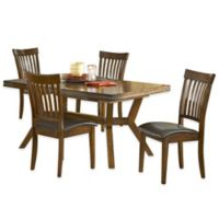 Hillsdale Furniture Arbor Hill 5-Piece Dining Set