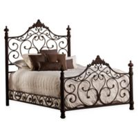 Hillsdale Furniture Baremore Queen Bed in Brown