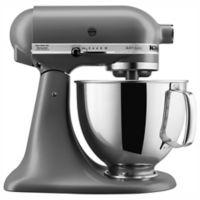 KitchenAid® Artisan® 5 qt. Stand Mixer in Matte Grey
