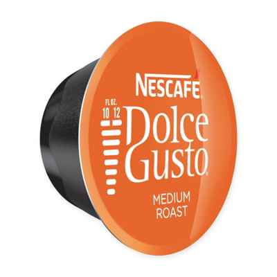 Nescafe® 16-Count Dolce Gusto® Medium Roast Coffee Capsules