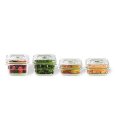 Buy Vacuum Food Containers from Bed Bath Beyond