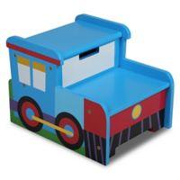 Olive Kids™ Train Step 'N Store in Blue