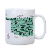 "My Place ""Oklahoma"" Jumbo Mug"