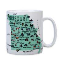 "My Place ""Missouri"" Jumbo Mug"