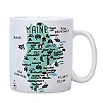 "My Place ""Maine"" Jumbo Mug"