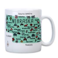 "My Place ""Nebraska"" Jumbo Mug"