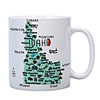 "My Place ""Idaho"" Jumbo Mug"