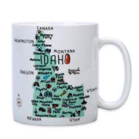 "My Place ""Idaho"" Jumbo Mug"