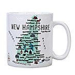 "My Place ""New Hampshire"" Jumbo Mug"