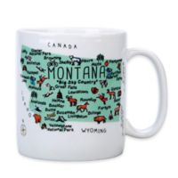 "My Place ""Montana"" Jumbo Mug"