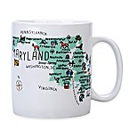 "My Place ""Maryland"" Jumbo Mug"