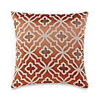 Make-Your-Own Pillow Source Square Throw Pillow Cover in Ginger