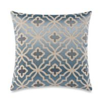 Make-Your-Own Pillow Source Square Throw Pillow Cover in Porcelain
