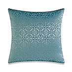 Make-Your-Own Pillow Orchid Square Throw Pillow Cover in Spa