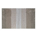 Adelaide Ombré Striped 20-Inch x 33-Inch Bath Mat in Brown