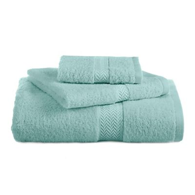 Martex  Ringspun Cotton Hand Towel in Teal. Buy Teal Hand Towel from Bed Bath   Beyond